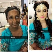 for indian brides fair skin is still