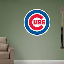 Pin On Chicago Cubs Baseball Diy Bedroom