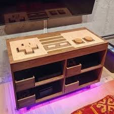 nes controller coffee table shut up