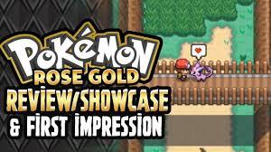 pokemon rose gold gba | Pokemon, Pikachu evolution, Rose gold