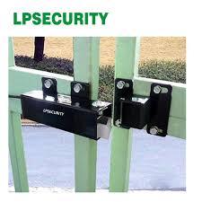 12vdc 24vdc Outdoor Waterproof Electric Lock Dropbolt For Automatic Swing Gate Door Opener Operator Bolt Electrical Bolt Lockbolt Door Lock Aliexpress