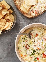 Artichoke and Maine Lobster Dip ...