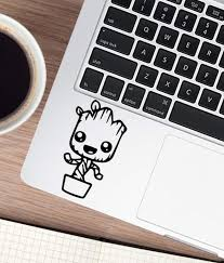 Buy Baby Groot Vinyl Decal Guardians Of The Galaxy Inspired Sticker Solidpop