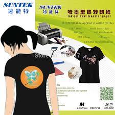 50pcs Lot A3 Size Dark Color Inkjet Heat Transfer Paper T Shirt Fabric Wholesale Thermal Transfers Transfer Paper Transfer Paper T Shirttransfer Paper Fabric Aliexpress