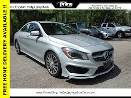 used 2016 mercedes benz cla 250 for
