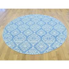 round hand woven durie kilim rug