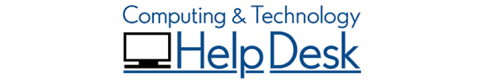 About Help Desk - BCTC - Baruch College