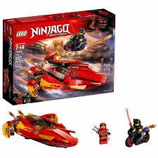 Details about LEGO NINJAGO Katana V11 70638 Building Kit (257 ...