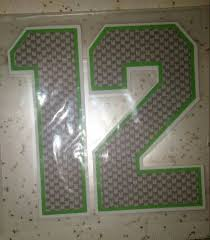 Free Where My 12 S At Seattle Seahawks 12th Man Car Decal Other Car Items Listia Com Auctions For Free Stuff