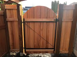 Fence Gates Dave S Decks And Fencing