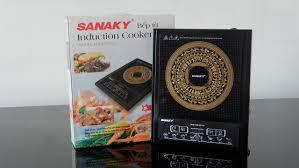 Bán bếp điện từ đơn Sanaky - 390.000đ