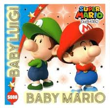 Mario Brothers Stickers Super Wall Decal Baby Sticker Sutanrajaamurang