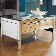 seville mirrored coffee table house