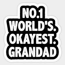 funny grandad gift fathers day grandpa