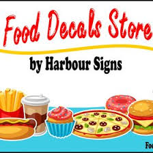 500 Food Truck And Concession Decals Ideas In 2020 Food Truck Concession Food