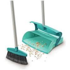 Buy Hilka Paving Deck Patio Brush Set Dustpans And Brushes Argos
