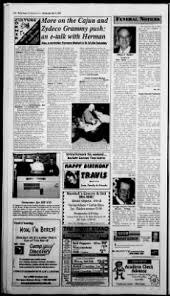 Teche News from St. Martinville, Louisiana on April 3, 2002 · 6