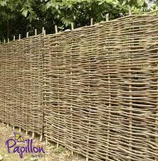 Hazel Hurdles Fencing Panel 1 82m X 1 2m 6ft X 4ft By Papillon 49 99