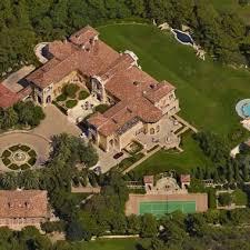 165 million mediterranean mega mansion