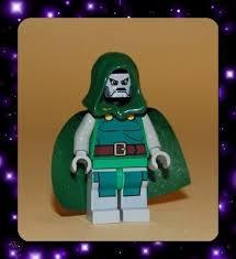 Custom Lego Batman Doctor Doom Minifig Dark Knight 372046382