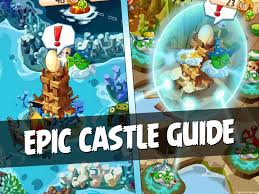 Angry Birds Epic Complete Castle Guide