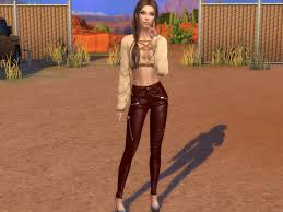 Karla Smith at MSQ Sims » Sims 4 Updates