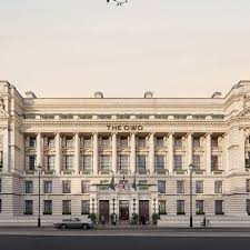 Raffles Hotel will open its first London outpost in the Old War Office  building -