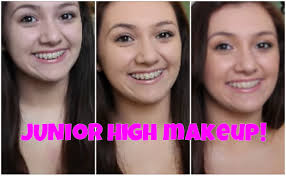 6th 7th 8th grade makeup tutorial