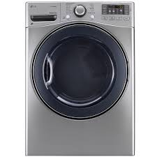 DLEX3570VLG Appliances 7.4 Cu. Ft. Electric SteamDryer™ with NFC ...