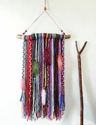 15 textile wall hangings for adding