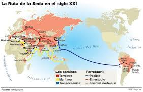La nueva Ruta de la Seda, la apuesta de China para ser una ...