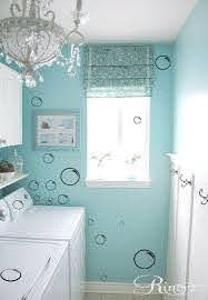 Big Set Of 105 Outline Bubble Soap Bath Wall Decal Vinyl Sticker Home Bathroom Family Mirror Fu Laundry Room Colors Dream Laundry Room Laundry Room Inspiration
