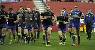 Luis Johnson is Warrington Wolves man of the match against Wigan ...