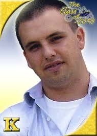 KHS Class of 2010 - Aaron Kennedy