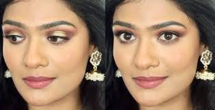 makeup wedding guest makeup look