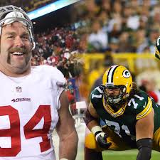 Aaron Rodgers with a fun Justin Smith story - Niners Nation