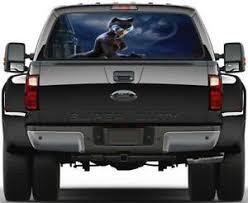 Catwoman Batman Villain Rear Window Decal Graphic Sticker Car Truck Suv Van 710 Ebay