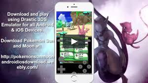 Drastic 3DS Emulator 2016 - Pokemon Moon iOS iPhone Download on Vimeo