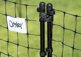 Poultry New Omlet Chicken Fencing Gate Kit Appletons