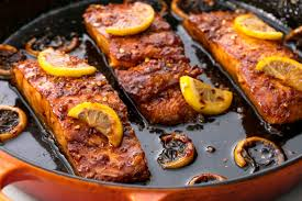 Best Salmon Steak Recipe - How To Cook ...