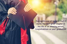graduation wishes quotes and messages