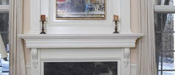 fireplace mantel trim team