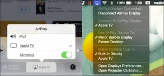mac or ios screen to your apple tv