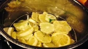 lemon lime syrup for sodastream recipe