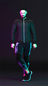 3d clothing modeling of your sketches
