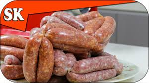 sausage making easy step by step