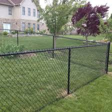 China 5ft Black Chain Link Fence And Gates China Chain Link Fence Design Yard Guard Chain Link Fence