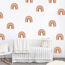 Dorothy Wall Decal Set Rainbow Decals For Nursery Project Nursery