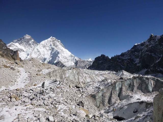 Image result for Himalayan glaciers melting at alarming rate, spy satellites show