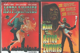 ASTRO ZOMBIES 1-2: Mark of the Astro-Zombie- Ted V Mikels- NEW 2 DVD | eBay